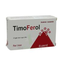 TIMOFEROL, gélule Plq/90 à MONTEREAU-FAULT-YONNE