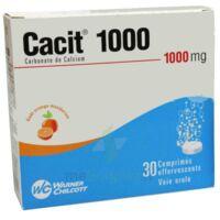 CACIT 1000 mg, comprimé effervescent à MONTEREAU-FAULT-YONNE