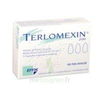 Terlomexin 200 Mg, Capsule Molle Vaginale à MONTEREAU-FAULT-YONNE