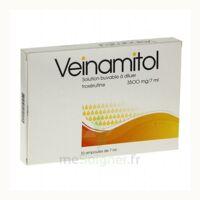 VEINAMITOL 3500 mg/7 ml, solution buvable à diluer à MONTEREAU-FAULT-YONNE
