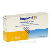 IMPORTAL JEUNES ENFANTS 2,5 g, poudre orale en sachet à MONTEREAU-FAULT-YONNE