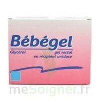 BEBEGEL, gel rectal en récipient unidose à MONTEREAU-FAULT-YONNE