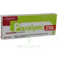 Paralyoc 250 Mg, Lyophilisat Oral à MONTEREAU-FAULT-YONNE