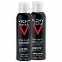 VICHY mousse à raser peau sensible LOT à MONTEREAU-FAULT-YONNE