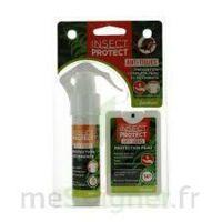 Insect Protect Spray Peau + Spray VÊtements Fl/18ml+fl/50ml à MONTEREAU-FAULT-YONNE