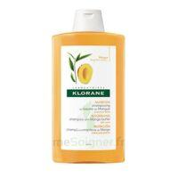 Klorane Beurre De Mangue Shampooing Cheveux Secs 400ml à MONTEREAU-FAULT-YONNE