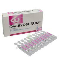 Dacryoserum Solution Pour Lavage Ophtalmique En Récipient Unidose 20unidoses/5ml à MONTEREAU-FAULT-YONNE