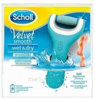 Scholl Velvet Smooth Wet&Dry Râpe électrique rechargeable à MONTEREAU-FAULT-YONNE