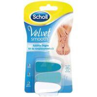 Scholl Velvet Smooth Ongles Sublimes Kit De Remplacement à MONTEREAU-FAULT-YONNE
