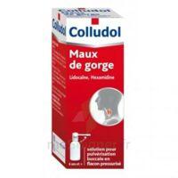 Colludol Solution Pour Pulvérisation Buccale En Flacon Pressurisé Fl/30 Ml + Embout Buccal à MONTEREAU-FAULT-YONNE