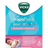 VICKS VAPOPATCH ENFANTS à MONTEREAU-FAULT-YONNE