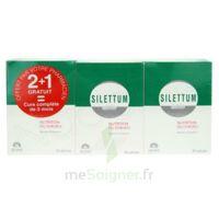 SILETTUM NUTRITION DU CHEVEU 60 X2 + 60 OFFERTES à MONTEREAU-FAULT-YONNE