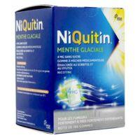 NIQUITIN 4 mg Gom à mâcher médic menthe glaciale sans sucre Plq PVC/PVDC/Alu/100 à MONTEREAU-FAULT-YONNE