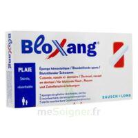 BLOXANG Eponge de gélatine stérile hémostatique B/5 à MONTEREAU-FAULT-YONNE