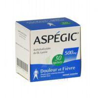 Aspegic 500 Mg, Poudre Pour Solution Buvable En Sachet-dose 30 à MONTEREAU-FAULT-YONNE