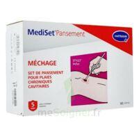 MediSet® set de pansement Plaie Chronique Méchage - Boîte de 5 soins à MONTEREAU-FAULT-YONNE