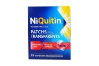 Niquitin 7 Mg/24 Heures, Dispositif Transdermique B/28 à MONTEREAU-FAULT-YONNE