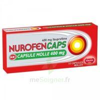 Nurofencaps 400 Mg Caps Molle Plq/10 à MONTEREAU-FAULT-YONNE