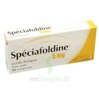 Speciafoldine 5 Mg, Comprimé à MONTEREAU-FAULT-YONNE