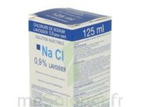 Sodium 0,9% Lav Inj Fv125ml 1 à MONTEREAU-FAULT-YONNE