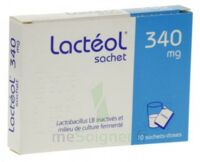 LACTEOL 340 mg, poudre pour suspension buvable en sachet-dose à MONTEREAU-FAULT-YONNE