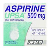 Aspirine Upsa 500 Mg, Comprimé Effervescent à MONTEREAU-FAULT-YONNE