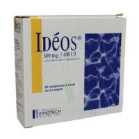 IDEOS 500 mg/400 UI, comprimé à sucer ou à croquer à MONTEREAU-FAULT-YONNE