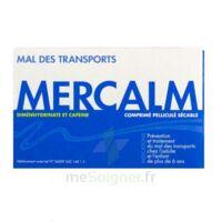 MERCALM, comprimé pelliculé sécable à MONTEREAU-FAULT-YONNE