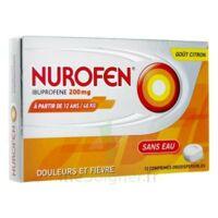 NUROFEN 200 mg, comprimé orodispersible à MONTEREAU-FAULT-YONNE