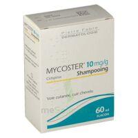 Mycoster 10 Mg/g Shampooing Fl/60ml à MONTEREAU-FAULT-YONNE