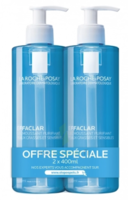 Effaclar Gel moussant purifiant 2*400ml à MONTEREAU-FAULT-YONNE