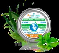 Puressentiel Respiratoire Gommes Menthe-Eucalyptus Respiratoire - 45 g à MONTEREAU-FAULT-YONNE