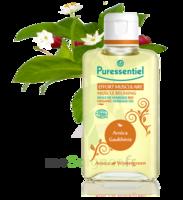 Puressentiel Articulations & Muscles Huile De Massage Bio** Effort Musculaire - Arnica - Gaulthérie - 100 Ml à MONTEREAU-FAULT-YONNE