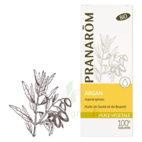 Pranarom Huile Végétale Bio Argan 50ml à MONTEREAU-FAULT-YONNE
