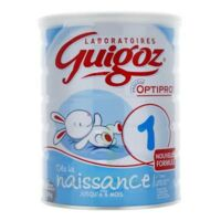 Guigoz Optipro 1 Lait En Poudre B/800g à MONTEREAU-FAULT-YONNE