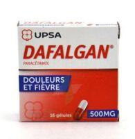 Dafalgan 500 Mg Gélules 2plq/8 (16) à MONTEREAU-FAULT-YONNE