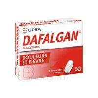 Dafalgan 1000 Mg Comprimés Pelliculés Plq/8 à MONTEREAU-FAULT-YONNE