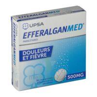 Efferalganmed 500 Mg, Comprimé Effervescent Sécable à MONTEREAU-FAULT-YONNE