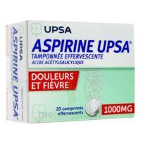 Aspirine Upsa Tamponnee Effervescente 1000 Mg, Comprimé Effervescent à MONTEREAU-FAULT-YONNE