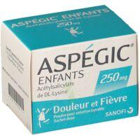 Aspegic Enfants 250, Poudre Pour Solution Buvable En Sachet-dose à MONTEREAU-FAULT-YONNE