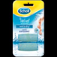 Scholl Velvet Smooth Wet&dry Rouleaux De Remplacement Grain Exfoliant à MONTEREAU-FAULT-YONNE