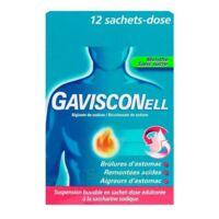 Gavisconell Suspension Buvable Sachet-dose Menthe Sans Sucre 12sach/10ml à MONTEREAU-FAULT-YONNE