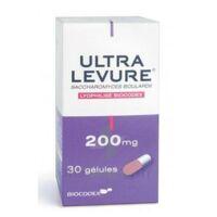 ULTRA-LEVURE 200 mg Gélules Fl/30 à MONTEREAU-FAULT-YONNE