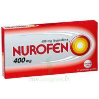 Nurofen 400 Mg Comprimés Enrobés Plq/12 à MONTEREAU-FAULT-YONNE