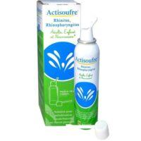 ACTISOUFRE Solution pour pulvérisation buccale/nasale en flacon pressurisé Fl press/100ml à MONTEREAU-FAULT-YONNE