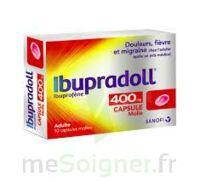 IBUPRADOLL 400 mg Caps molle Plq/10 à MONTEREAU-FAULT-YONNE