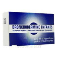 Bronchodermine Enfants, Suppositoire à MONTEREAU-FAULT-YONNE