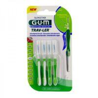 GUM TRAV - LER, 1,1 mm, manche vert , blister 4 à MONTEREAU-FAULT-YONNE