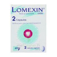Lomexin 600 Mg Caps Molle Vaginale Plq/2 à MONTEREAU-FAULT-YONNE
