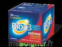 Bion 3 Défense Junior Comprimés à Croquer Framboise B/30 à MONTEREAU-FAULT-YONNE